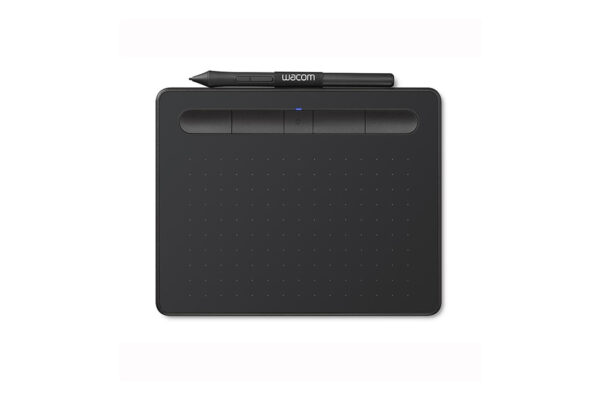 Wacom Intuos Wireless Graphic Drawing Tablet - Small - Black-3